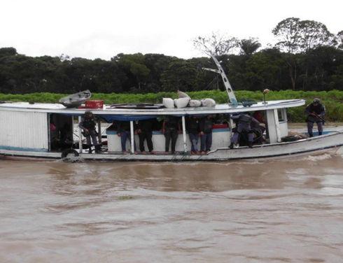 Brazil: River pirates of the Amazon