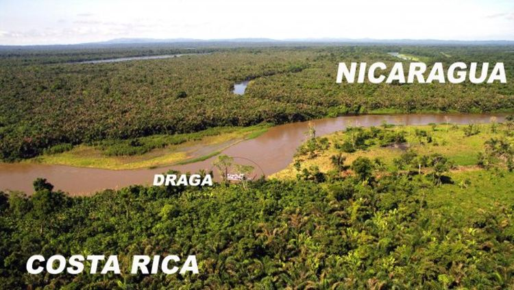 Costa Rica and Nicaragua have been locked into a decades old feud over the navigational rights of the San Juan river.
