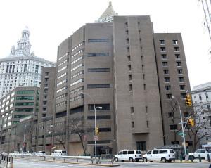 Metropolitan Correctional Center, New York. | Wikipedia