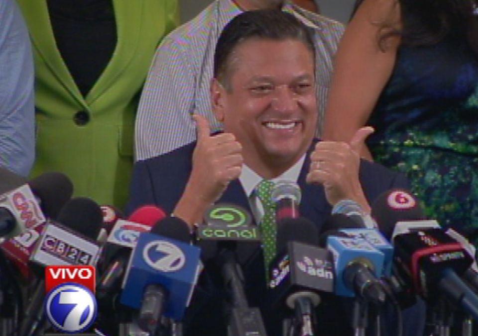 Johnny Araya Quits Presidential Race!