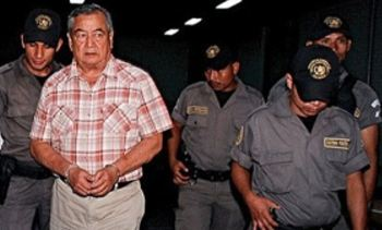 Guatemala's Underworld 'Patriarch,' Lorenzana, Extradited to US