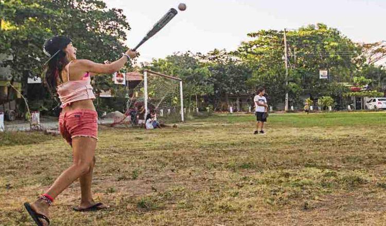 Baseball for Fun in Samara