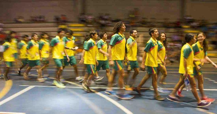 National Games in Nicoya