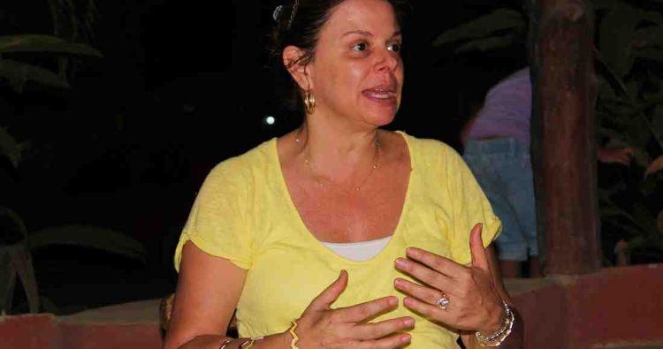 Vice Presidential Candidate Ana Elena Chacon Visits Nosara