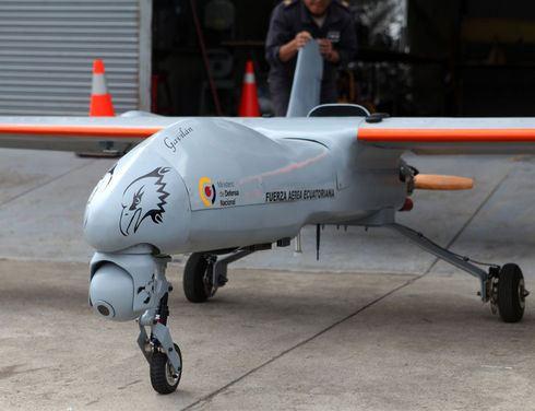 Ecuador: Drones strengthen security in high-risk areas