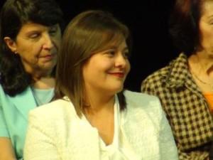 Ana Gabriela Zuniga-deputy minister of the Presidency
