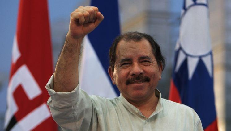High Approval Ratings for Nicaragua's President Daniel Ortega