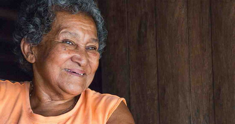 Anita Vega is considered one of the founders of the community of Ostional. | Photo by Ariana Crespo