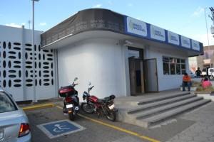 Banco Nacional branch in Grecia.