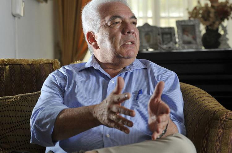 Carlos Obregón, incoming president of the state power and telecom, ICE. | Photo JORGE NAVARRO