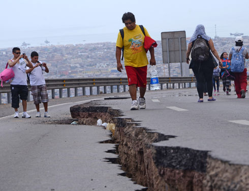 Chile faces reconstruction after series of earthquakes