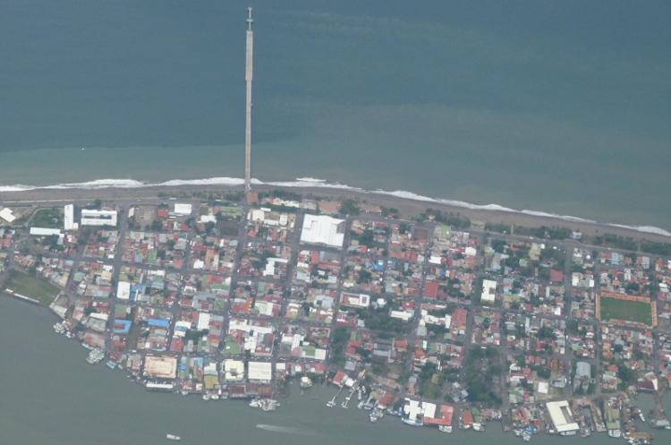 Puntarenas Looking Towards A Mega-port and International Airport
