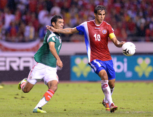 Costa Rica is led by forward Bryan Ruiz, who scored a team-high three goals during the final 10 games of CONCACAF World Cup qualifying.