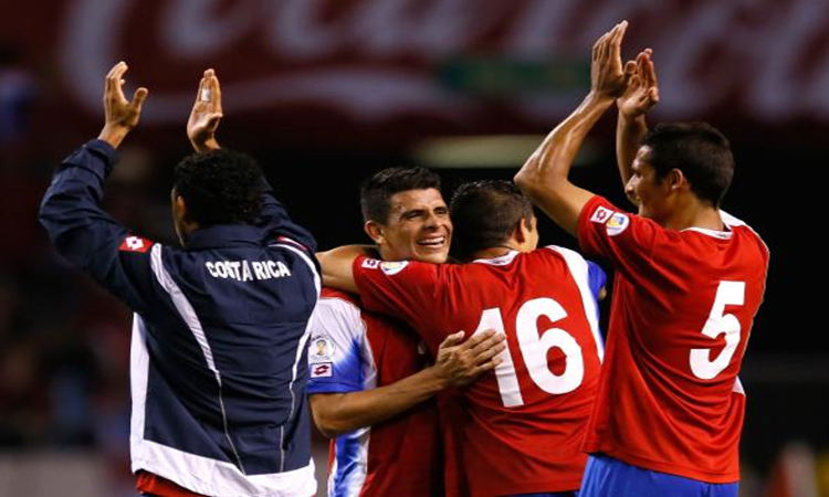 Costa Rica's national team is unstoppable at home. Too bad the World Cup is in Brazil.