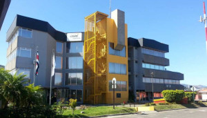 Cosevi headquarters in La Uruca (San José)