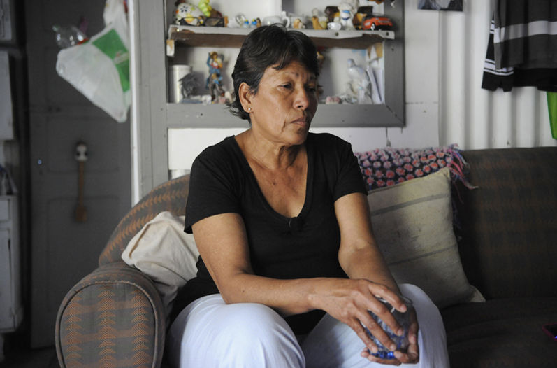 Mother Hearthbroken Over Her Son's Death, Attacked by Crocodiles