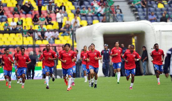 Costa Rica Names World Cup Preliminary Team