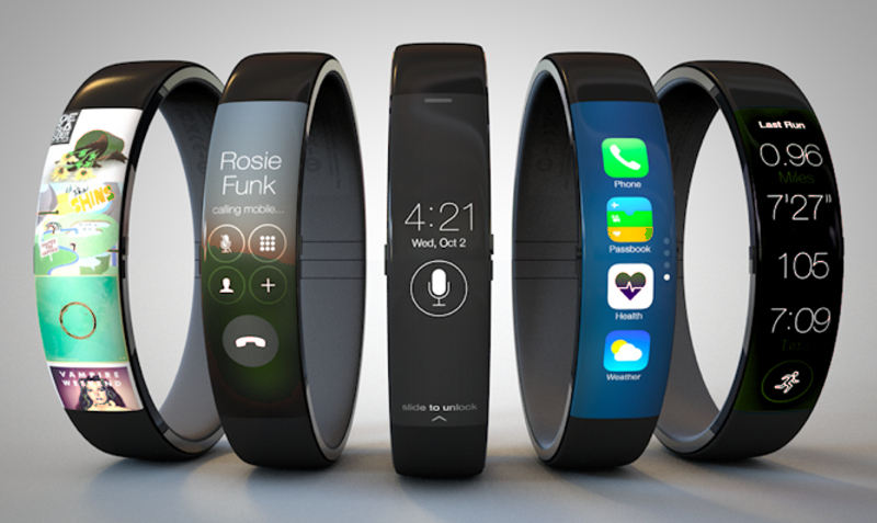 Apple iWatch in Production!