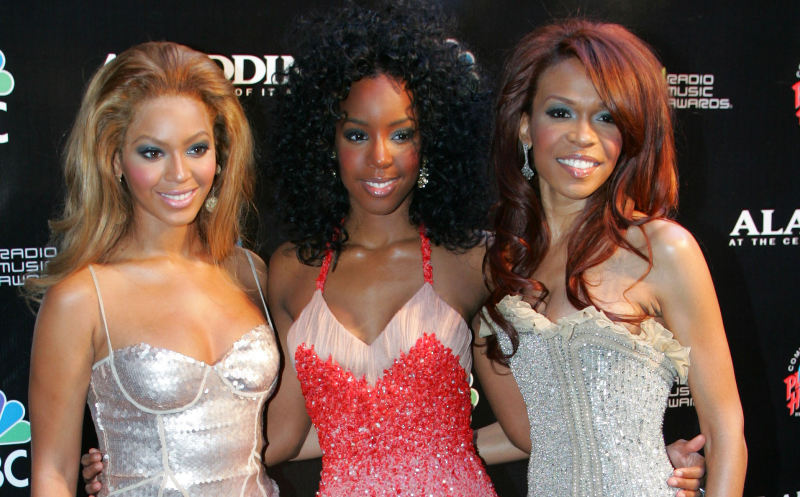 Destiny's Child Reunited In Costa Rica For (Secret) Wedding of Kelly Rowland