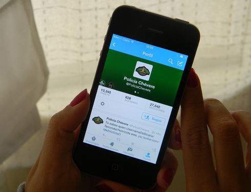 Peru: National Police uses Twitter to build bridges with public