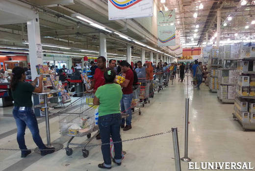 Venezuela Inflation records the highest jump since 1996
