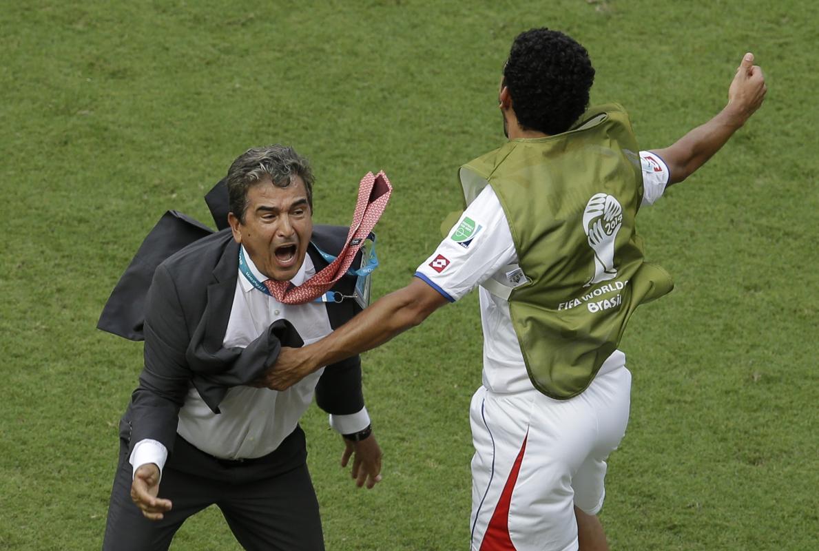 Costa Rica Advances to Round of 16