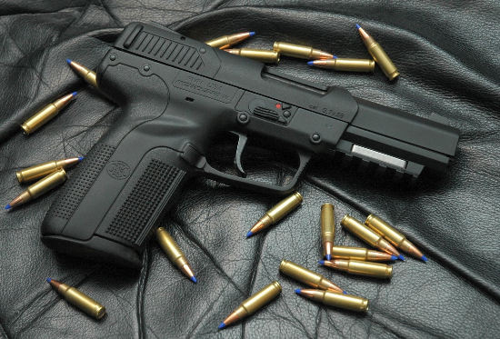 Firearms Seizures Reason For Falling Homicides in Nicaragua?