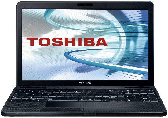 Toshiba Lands in Tiquicia!