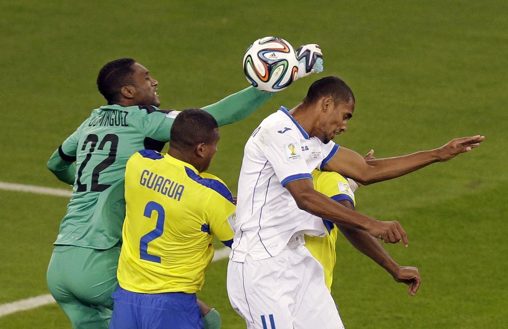 Latin Americans Take a Grip on Brazil Tournament