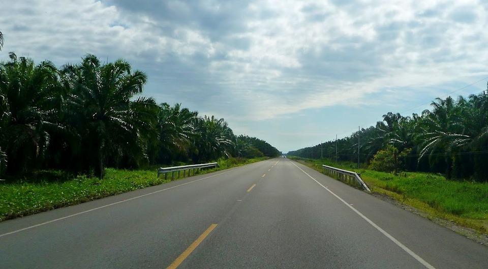 costa rica road 2504