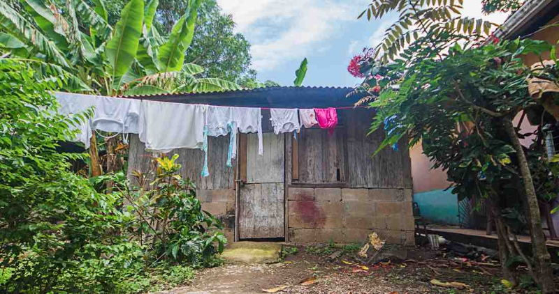 Trapped Garza Woman is Moved to Home for Elderly in Nicoya