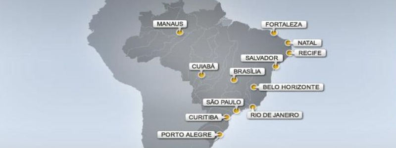 FIFA World Cup locations