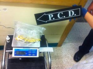 Photo: Policia de Control de Drogas (PCD) of the Ministerio de Seguridad Publica (PSD)