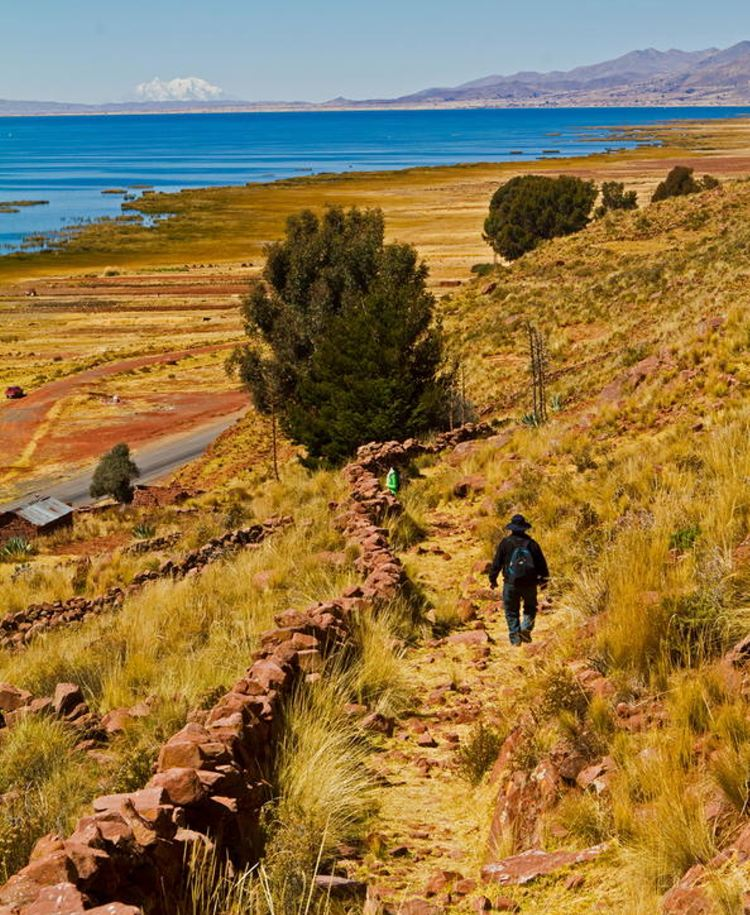 Qhapaq Ñan, Andean Road System © Proyecto QÑ-Bolivia
