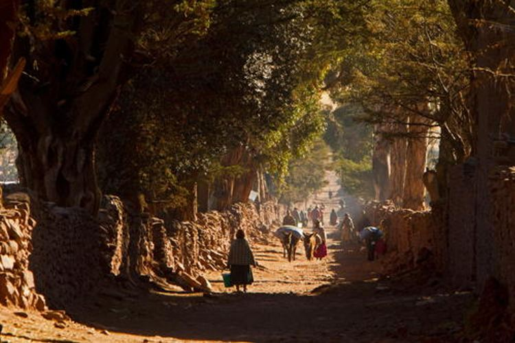 Qhapaq Ñan, Andean Road System, © Proyecto QÑ-Bolivia