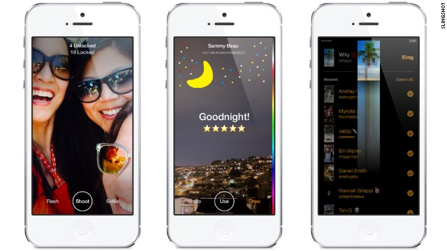 Facebook Launches Slingshot, An App That Forces You To Trade Messages