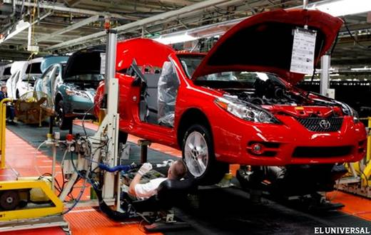 Venezuela Car Manufacturing Plummets 92% in May