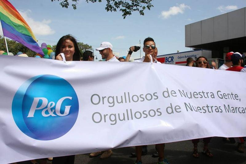 U.S. Embassy San José's Participation in Diversity March (Photos)