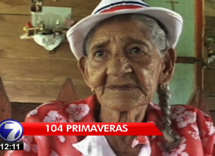At 104 She Still Bakes Bread and Tends Her Chickens Daily