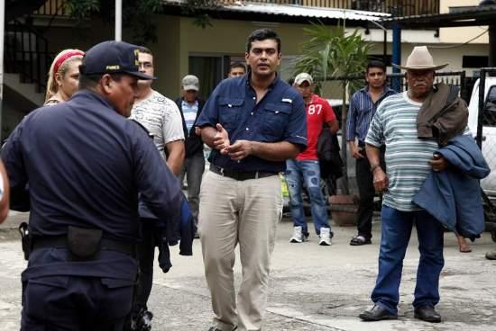 Honduras Mayor Accused of Leading Murderous Drug Running Gang