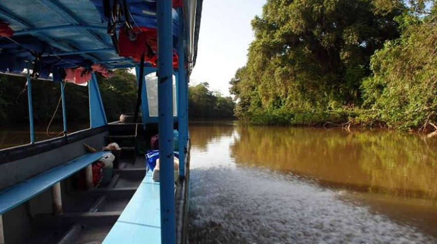 Border Crossing Costa Rica to Nicaragua by Boat