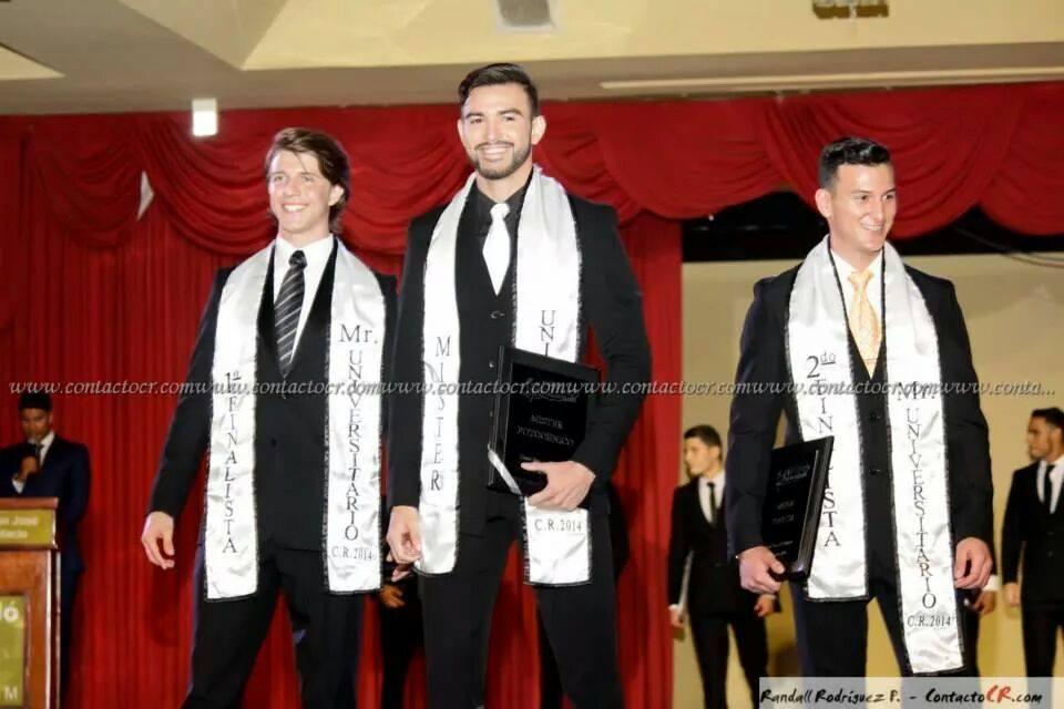 MR. Universitario Costa Rica Crowned!