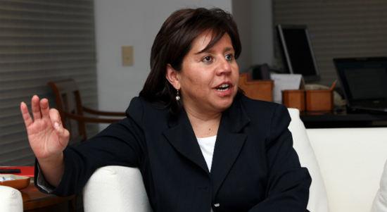 El paradero de María del Pilar Hurtado es desconocido. Foto: León Darío Pelaéz / SEMANA