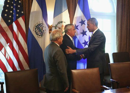 Barack Obama Meets Latin American Leaders. Photo for illustrative purposes.