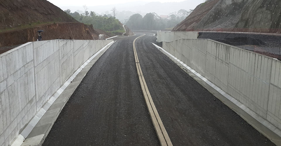 Road To San Carlos Could Be Completed Next Year