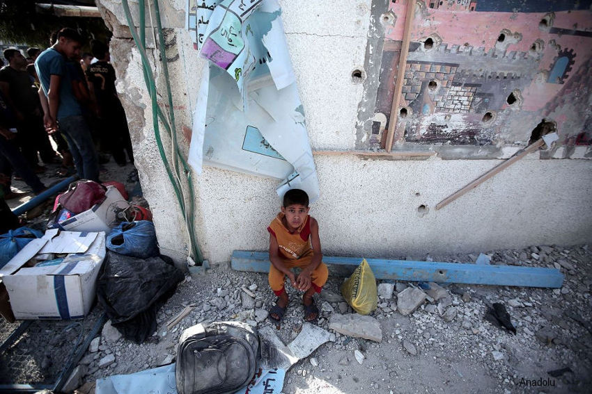 Death toll from Israel's UNRWA school strike rises to 15