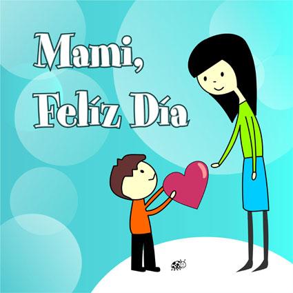Feliz Dia De La Madre!