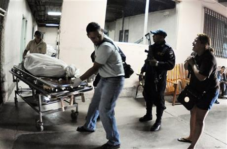 Is Honduras Militarizing its Prison System?