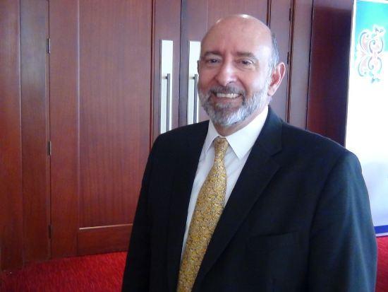 Former Finance Minister, Edgar Ayales.