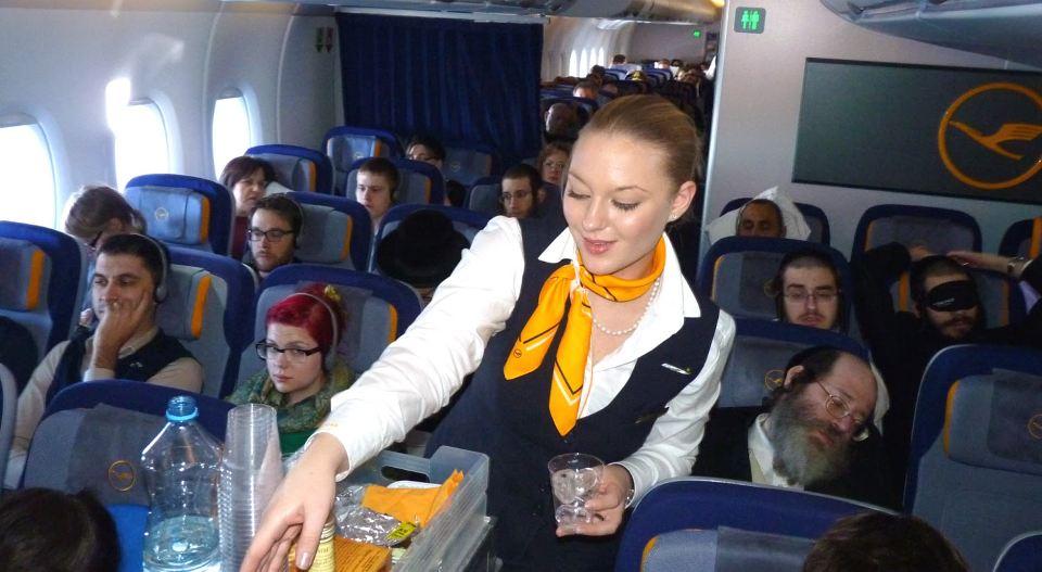 Flight attendants luft 2